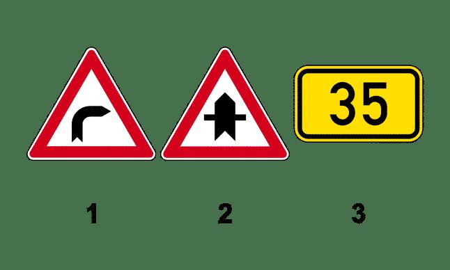 Almanya Ehliyet Sınavı Hazırlık Deneme -7