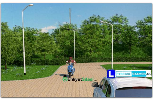 Hollanda Ehliyet Hazırlık Soruları 3